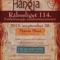Rákosliget 114.! - Mozi: VAGABOND és Csürrentő táncház