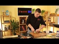 Parmezános csirkés tészta