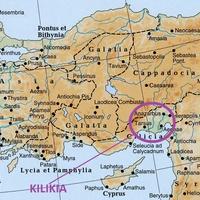 Kilikia - Kis-Ázsia ókori népei (I)