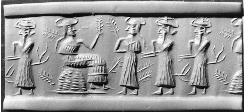 800px-mesopotamian_cylinder_seal_walters_42564_impression_1.jpg