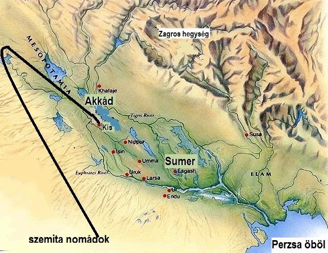 szemita nomádok vándorlási ótvonala.jpg