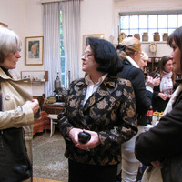 Kandeláber 30. ~ Emlékdíj átadó ünnepség a Műteremben