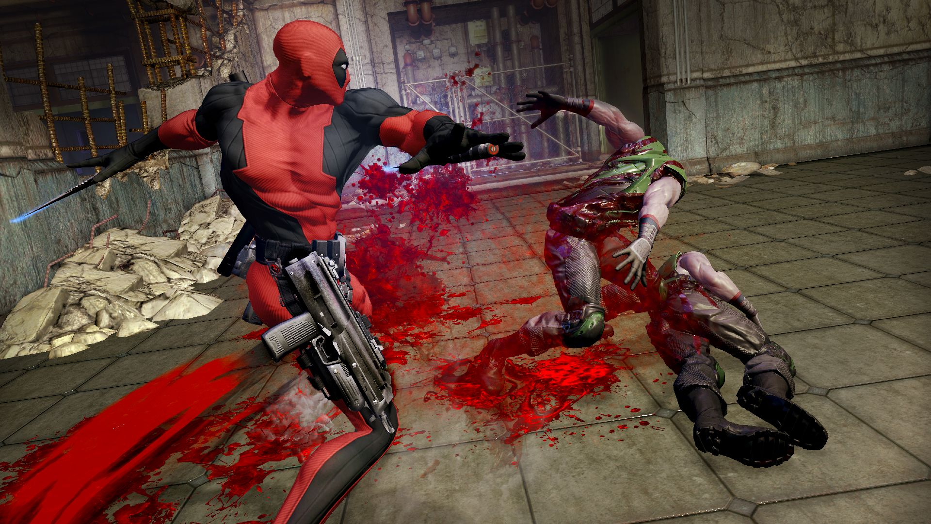 A játék stílusát tekintve egy klasszikus hack n slash akciójáték 7bc232d8ae