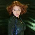 Scarlett Johansson Fekete Özvegy sorsáról és az önálló filmről beszélt