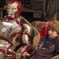 A harmadik Vasember fiatal színésze is feltűnhet a 'Bosszúállók 4'-ben