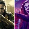 BRÉKING: Sorozatokat kap Loki és Skarlát Boszorkány is!
