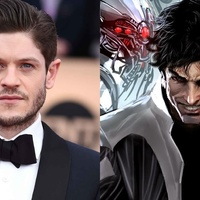 Iwan Rheon a 'Marvel's Inhumans' stábjában