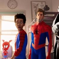 Itt vannak a Pókember - Irány a Pókverzum első reakciói