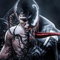 Tom Hardy felfedte a 'Venom' mozifilm logóját