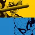 KÉPREGÉNYAJÁNLÓ: Fenegyerek: Sárga / Pókember: Kék