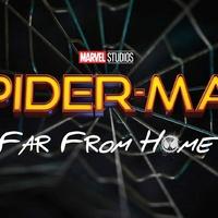 Képeken a címszereplő új jelmeze a Pókember: Idegenben forgatásán