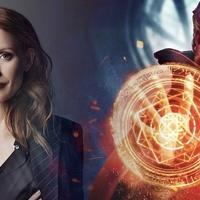 Jessica Chastain ezzel az indokkal utasította vissza a Doctor Strange női főszerepét