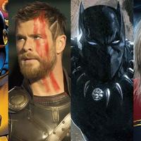 Jelenetleírások és információk a Marvel közelgő filmjeiből