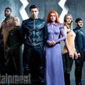 Első képen a 'Marvel's Inhumans' királyi családja