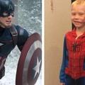 A Bosszúállók is méltatták a kisfiút, aki kutyatámadástól mentette meg a húgát