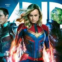 Új képeken a Marvel Kapitány hősei és gonosztevői