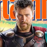 Első képek és friss részletek a 'Thor: Ragnarok' kapcsán