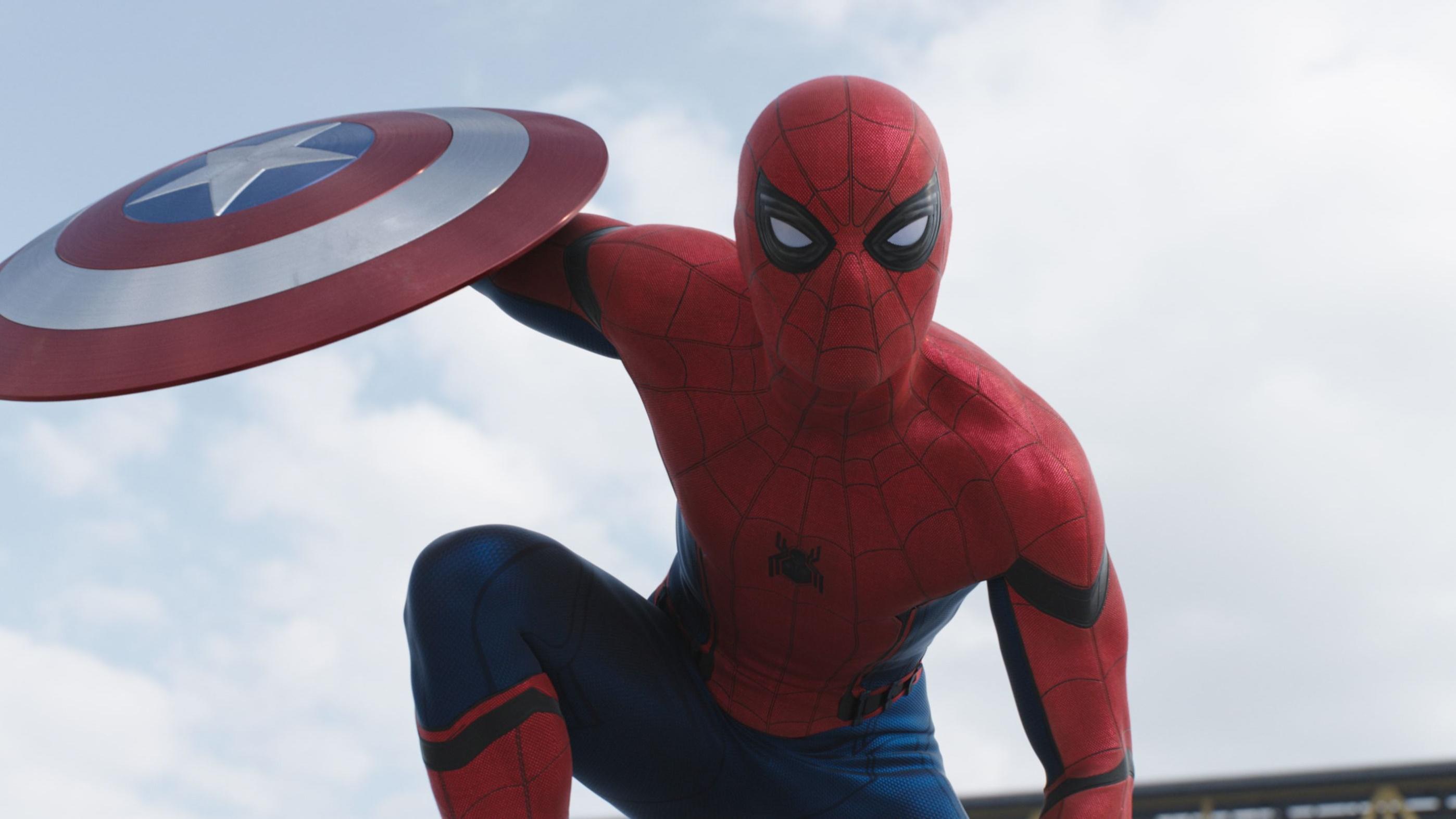 spider-man mcu screencap.jpg. Vagyis Pókember csatlakozott a Marvel Filmes  Univerzumába. 7afc585bb3