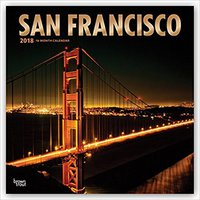 ??FB2?? San Francisco 2018 12 X 12 Inch Monthly Square Wall Calendar With Foil Stamped Cover, USA United States Of America California Pacific West Coast City (Multilingual Edition). tambien Awards Politica Piedras Current since Jarro deals