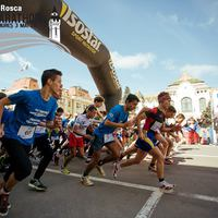 Májusi versenyek - Half Marathon - Cross Duathlon