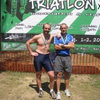 a kemeny triatlonistak