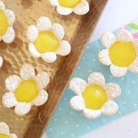 Margaréta desszertek, citrommal