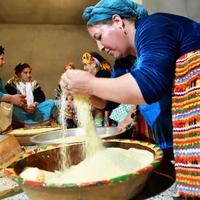 A béke berber kenyere