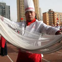Kínai tésztatudomány