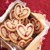 Csak 3 hozzávaló: Valentin-napi szívdesszert