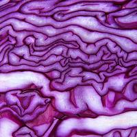 Ananászos lilakáposzta gyümölcsöntettel