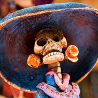 Tök, tortillában és a túlvilágon
