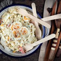 Tavasz-váró saláta