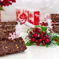 """Olasz karácsony csokis, """"sóher"""", és """"pólyás"""" tésztával"""