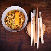 Tojásos keleti rizs