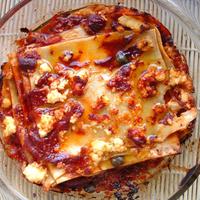 Malackaraj lasagne