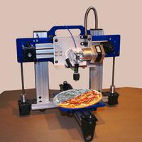 A nyomtatott ételeké a jövő?