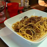 Vaddisznópofás spagetti a körúton