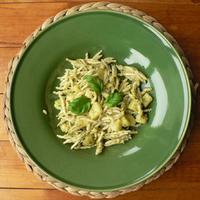 Trofie Liguri con Pesto Basilico