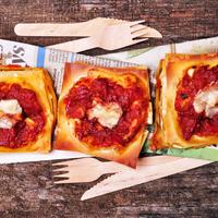 A vega lasagne