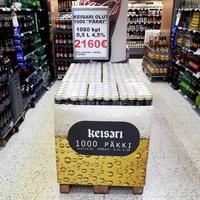 Új sörtrend? Ezresével árulják majd a boltok?