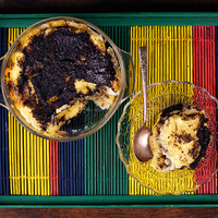 Mákos, vaníliás rakott tészta – lépésekben