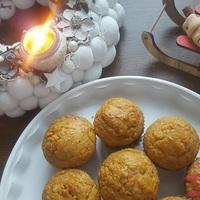 Cipősdoboz akció cukormentes répás muffinnal