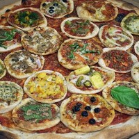 Pizza művészet