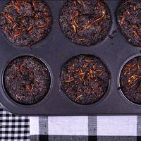 Répás, mákos egészséges muffin