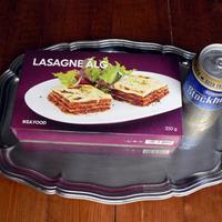 Karácsonyi jávorszarvas-lasagne