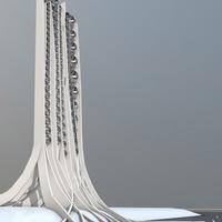 Tésztafelhőkarcoló