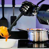 A robotkonyha első krémlevese