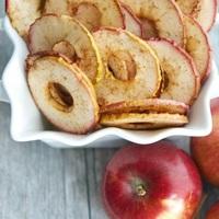 Csak 3 hozzávaló: alma chips