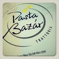 Pasta Bazár - olasz tészták háza