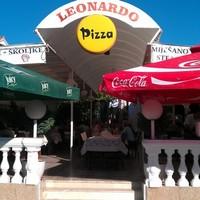 Így ettünk mi – Leonardo és a tenger gyümölcsei